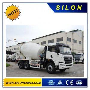 12 Cubic Dongfeng 6X4 Concrete Mixer Truck pictures & photos