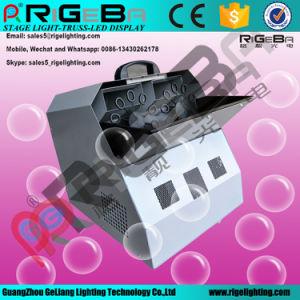 Remote Wireless Bubble Machine Entertainment Amusement Machine pictures & photos