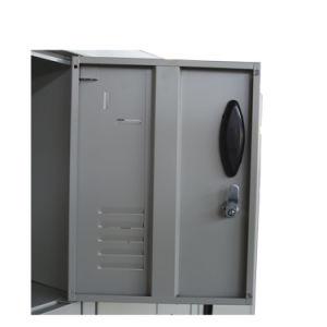Cheap 15 Door Metal Storage Store Staff Steel Clothes Locker pictures & photos