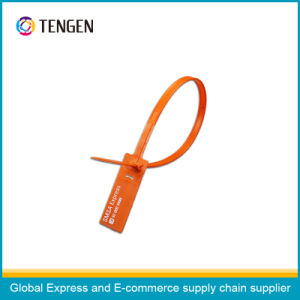 Plastic Security Cable Packing Seal Type 1 pictures & photos