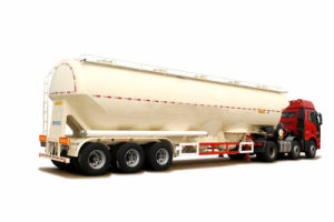 ISO CCC Approved 3 Axle Bulk Cement Tank Trailer pictures & photos