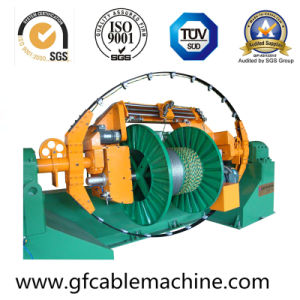 Bow-Type Cable Wire Stranding Twisting Machine Cable Making Machine pictures & photos