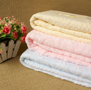 Comfortable and Healthy Baby Use Towel Blanket pictures & photos