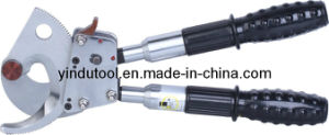 Cu-Al Ratchet Cable Rope Cutter (XD-520A) pictures & photos
