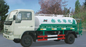 Sinotruk HOWO Water Sprinkler Truck Water pictures & photos