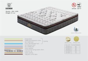 3 Zone Pocket Spring Memory Foam Mattress