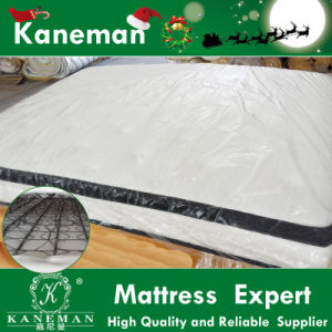 Long Lasting Mattress Continuous Spring Home Play Mattress Pillow Top Style Cheap Price pictures & photos