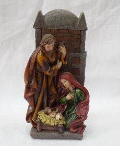 Resin Nativity Figurine