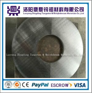 Factory Price 0.25mm Thickness Pure Molybdenum Round /Molybdenum Disc Price for Vacuum Coating pictures & photos