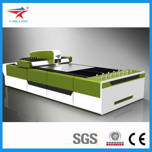 YAG Metal Laser Cutter (TQL-LCY620-4115) pictures & photos