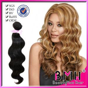 European Remy Cuticle Hair Weaving Body Wave (Yuki140317-7)