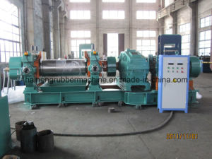 Open Rubber Mixer Xk-160/Rubber Open Mill Machinery pictures & photos