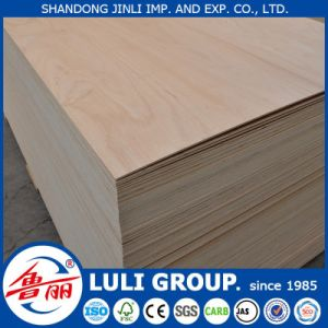High Quality Commercial Plywood for Furniture and Decoration From Luli Group pictures & photos