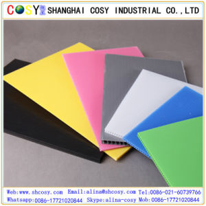 High Quality Best Price PP Corrugated Plastic Sheet pictures & photos