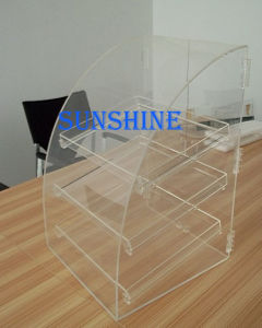 Acrylic Bakery Display pictures & photos