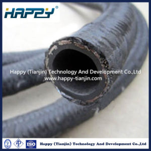SAE 100r5 Standard Wire Braided Reinforced Hydraulic Rubber Hose pictures & photos