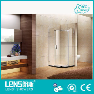 8mm Tempered Glass/ Special Door Design/ Frameless Shower Enclosure/ Shower Room Fable B31