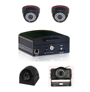 Newest 4 CH HDD Mobile DVR for Buses Taxis Trucks pictures & photos