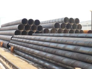High Quality Spiral Welded Steel Pipe Tube