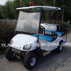 4 Seat Electric Sightseeing Cart W/CE Approved (JD-GE501B) pictures & photos
