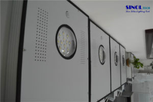 CE & RoHS Approved All in One Timer Control Solar LED Garden Lamps 12W (SN-112) pictures & photos