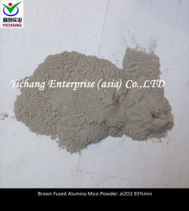 Brown Aluminum Oxide Grit for Grinding Material pictures & photos