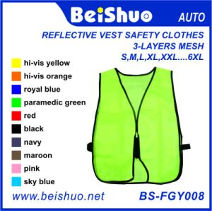 Hot Sale Reflective Safety Vest with Ce Certificate pictures & photos