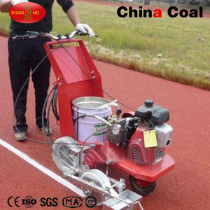150kg Hand-Push Fusing Road Line Marking Machine pictures & photos