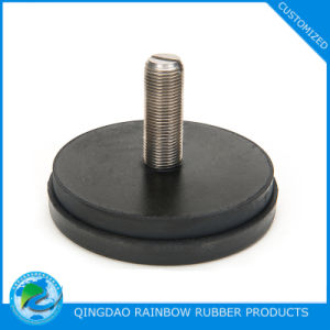 Custom Skid Resistant Rubber Feet with Screw