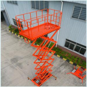 500kgs Capacity Scissor Lift Table pictures & photos