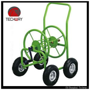 4 Wheels Garden Hose Reel (TW-W100) pictures & photos