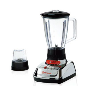 Electroplated Body Powerful Fruit Smoothie Maker Manufactory Kd318A pictures & photos