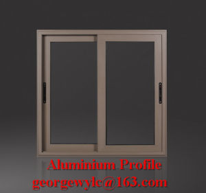 Customized Rolling Roller Shutter Window Door Profile 6063 Aluminum Aluminium Extrusion Profile pictures & photos