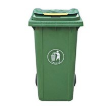 Professional Outdoor Plastic Waste Bin (FS-80240C) pictures & photos