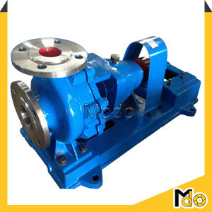 Ss304 Stainless Steel Honrizontal Centrifugal End Suction Pump pictures & photos