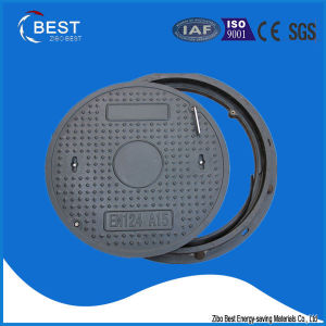 Waterproof SMC Composite Sewer Manhole Cover pictures & photos