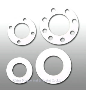 Soft Expanded PTFE Gasket pictures & photos