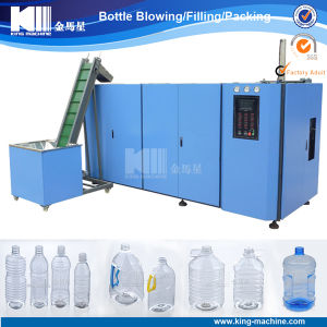 Automatic Plastic Bottle Blowing Machine pictures & photos