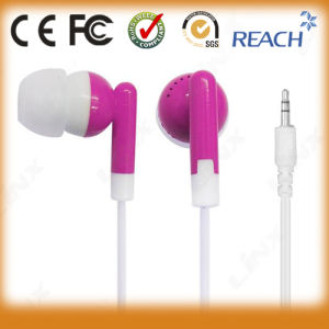 Color Stereo Sumsung/iPhone Headphones Earphone pictures & photos