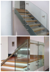 Glass Balustrade (PR-03) pictures & photos