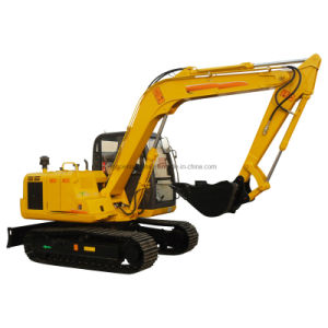 China Best 6ton CE Excavator with Cummins Engine pictures & photos