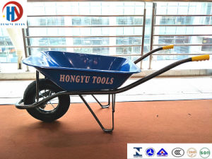 France Model Heavy Duty Construction Wheelbarrow pictures & photos