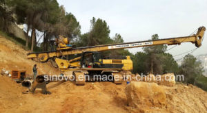 Rotary Drilling Machine Foundation Original CAT BaseTR220D pictures & photos