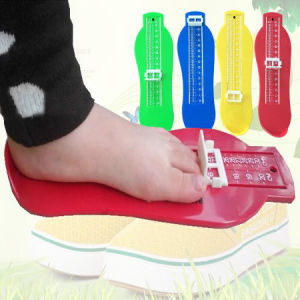 Foot Measure Gauge Device, Foot Ruller for Kids pictures & photos