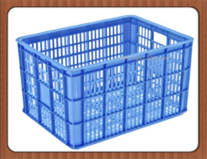 OEM High Quality Plastic Vegetable Basket for Storage pictures & photos