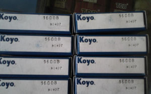 16008 Koyo Deep Groove Ball Bearing pictures & photos