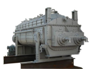 Kjg-15 Paddle Dryer for Industrial Sludge pictures & photos