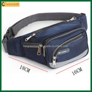 Outdoor Gym Waist Bag Waterproof Waist Pouch (TP-WTB032) pictures & photos