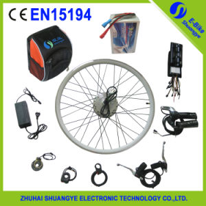 Good Quality Electric Moutain Bike Kits with Electric Bike 36V 10ah Li-ion Battery pictures & photos