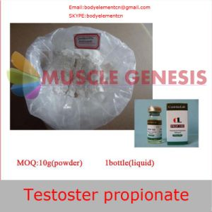 Good Price Steroid Powder Testosterone Propionate for Bodybuilding pictures & photos